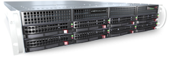 Dedicated Server Hosting at Keyweb