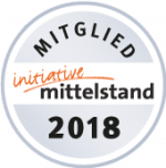 Keyweb is a member of the Initiative Mittelstand