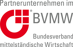 logo - German Association of small and medium-sized businesses e. V. (BVMW)