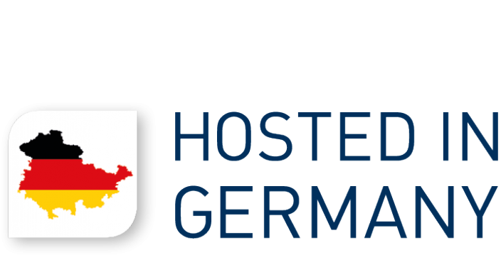 hosted-in-germany