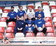 CESA-Gladiatoren_RWE-Sponsorentunier_2016_Mannschaften