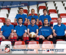 Manndeckung_RWE-Sponsorentunier_2016_Mannschaften