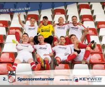 RWE-Buerokicker_RWE-Sponsorentunier_2016_Mannschaften