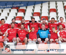 Team-PDV_RWE-Sponsorentunier_2016_Mannschaften