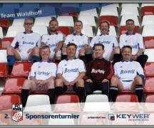 Team-Waldhoff_RWE-Sponsorentunier_2016_Mannschaften