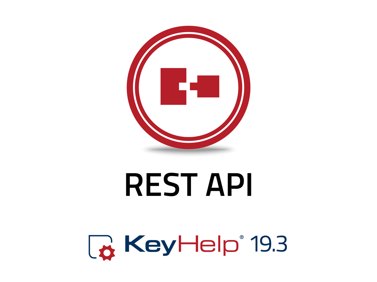 KeyHelp® 19.3 - REST API released