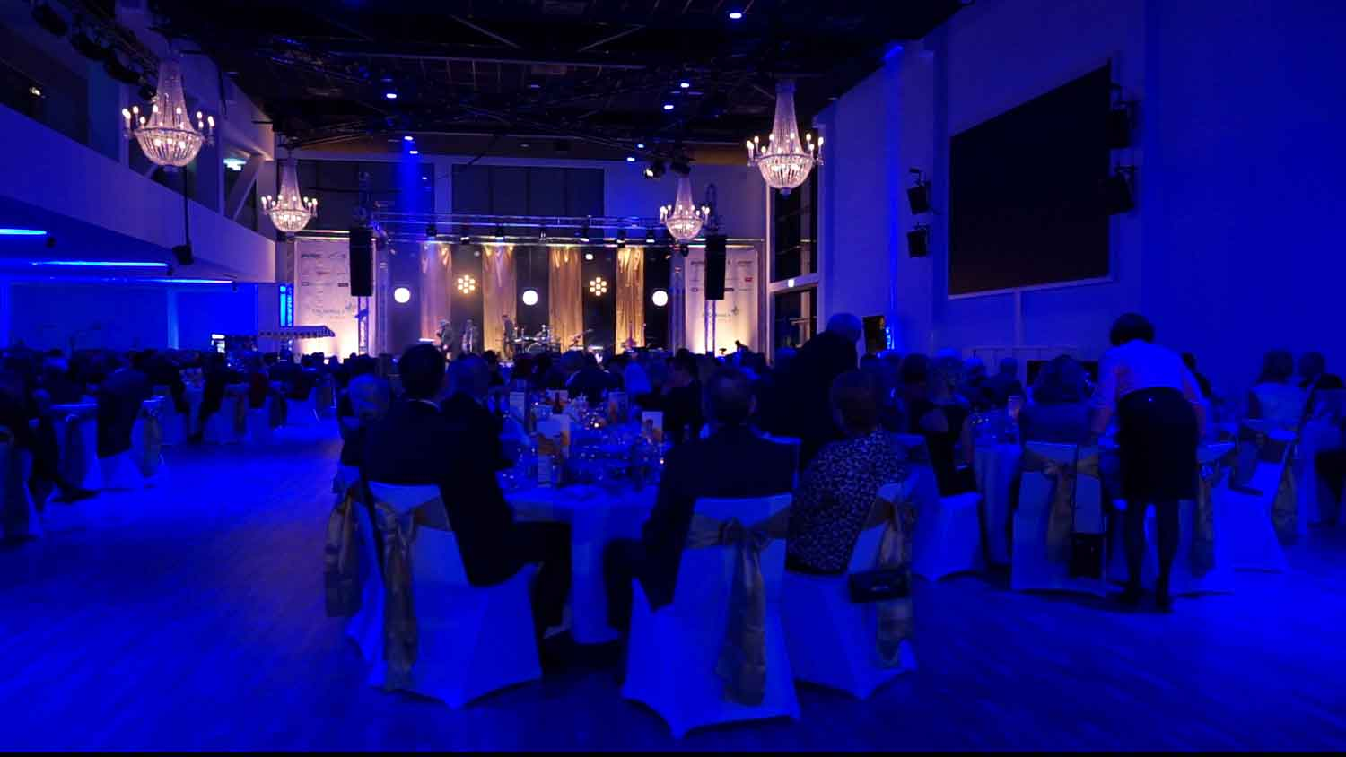 Keyweb AG supported charity gala in Erfurt