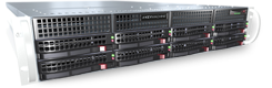 Visualisierung 19 Zoll Business Line Server